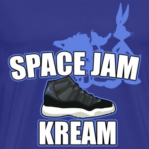Space Jam Theme  T-Shirts - Men's Premium T-Shirt
