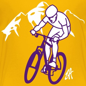 Mountainbike - Kids' Premium T-Shirt