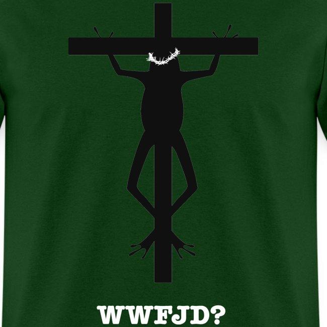 WWFJD? T-Shirt