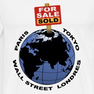 global crisis t-shirt - Men's Premium T-Shirt
