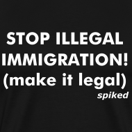 Design ~ Make immigration legal