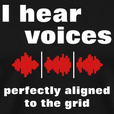 I Hear Voices T-Shirts