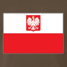 Polish Falcon Flag