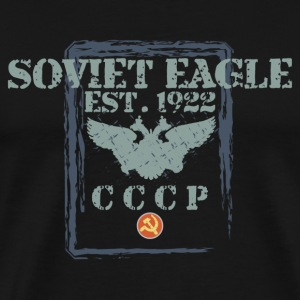 Soviet Eagle - Men's Premium T-Shirt