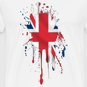 union jack t-shirt - Men's Premium T-Shirt