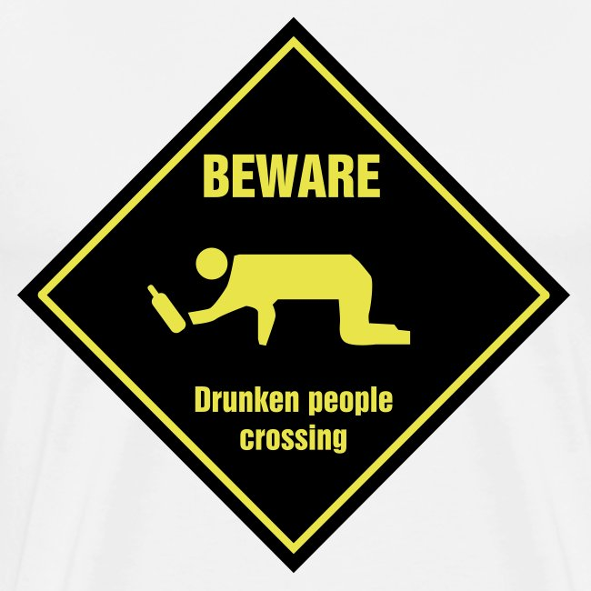 Drunk Crossing