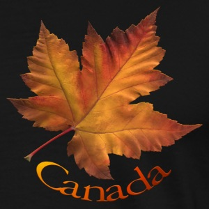 Canada Souvenir XXXL Shirt Men's Canadian Maple Leaf XXXL T-shirt - Men's Premium T-Shirt