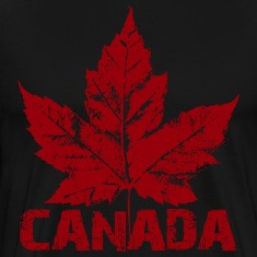 Men's Cool Canada Souvenir Shirt XXXL Canadian T-shirts