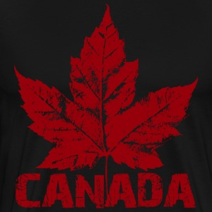 Men's Cool Canada Souvenir Shirt XXXL Canadian T-shirts - Men's Premium T-Shirt