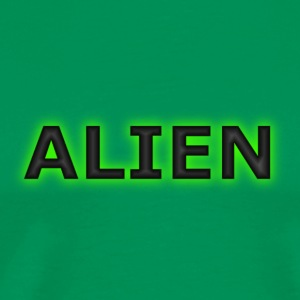 Alien Glow - Men's Premium T-Shirt