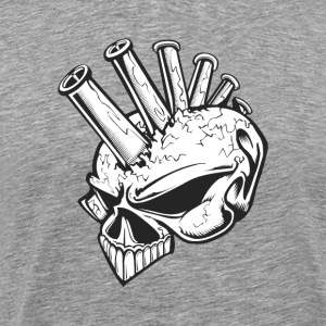 Skull Punk - Men's Premium T-Shirt