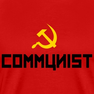 Communist - Men's Premium T-Shirt