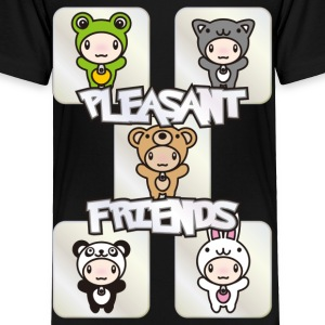 Pleasant_Friends - Toddler Premium T-Shirt
