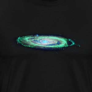 The Milky Way T-Shirts Black - Men's Premium T-Shirt