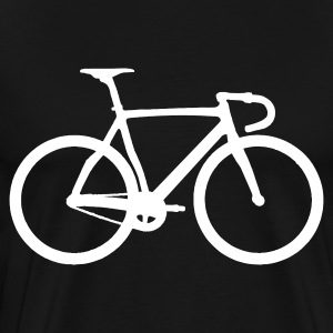 Road Bike - Men's Premium T-Shirt