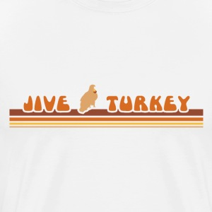 Natural jiveturkey T-Shirts - Men's Premium T-Shirt