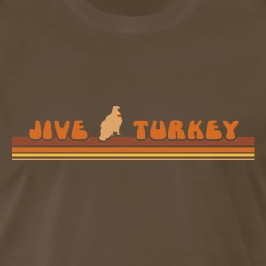 Chocolate jiveturkey T-Shirts - Men's Premium T-Shirt