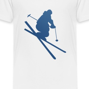 SKI - Toddler Premium T-Shirt