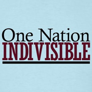 One Nation Indivisible - Men's T-Shirt