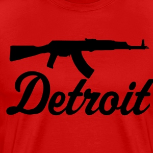 Detroit T - Men's Premium T-Shirt