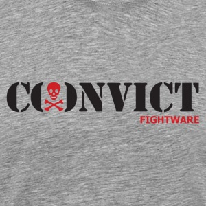 CONVICT FIGHTWARE T - Men's Premium T-Shirt