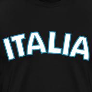 Design ~ 3XL ITALIA Logo T, Black