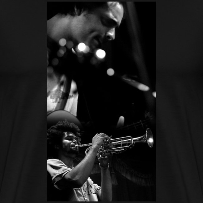 Adam Payne / Afro Dz Ak Mens T