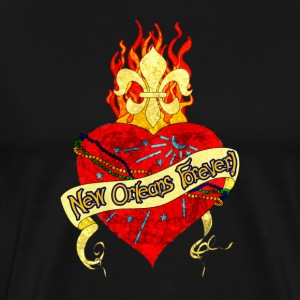 New Orleans Forever! - Men's Premium T-Shirt
