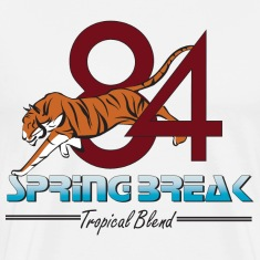 Step Brothers 84 Spring Break Tee