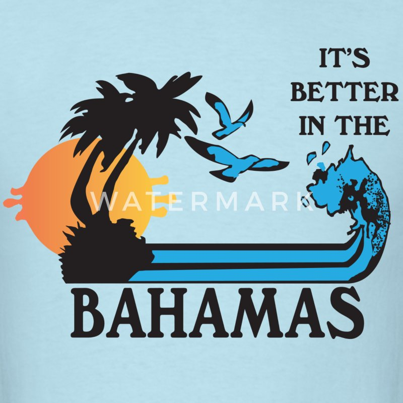 Step Brothers Bahamas Movie Tee - Men's T-Shirt