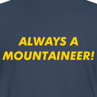Design ~ Once a Mountaineer