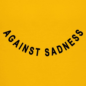 Yellow against sadness (smile) Kids Shirts - Kids' Premium T-Shirt