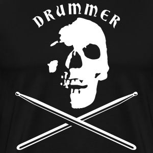 Drummer - Men's Premium T-Shirt