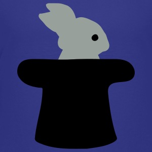 Royal blue Magician Bunny Magic Kids Shirts - Kids' Premium T-Shirt