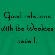 Design ~ Friends with Wookies