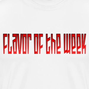 Flavor of the Week - Men's Premium T-Shirt