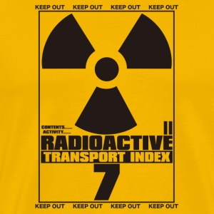 Radiation_S - Men's Premium T-Shirt