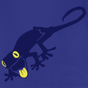 Royal blue lizard Kids Shirts - Kids' Premium T-Shirt