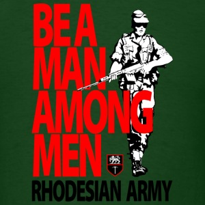 Rhodesian Army - Men's T-Shirt