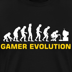 Gamers Evolution - Men's Premium T-Shirt