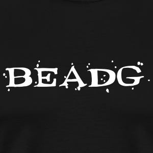 Black Bass BEADG T-Shirts - Men's Premium T-Shirt