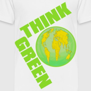 Think_Green - Toddler Premium T-Shirt