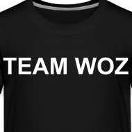 Design ~ Toddler TEAM WOZ T-Shirt