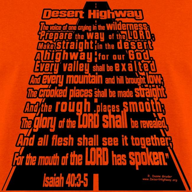 Isaiah 40:3-5