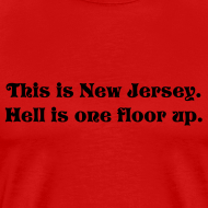 Design ~ New Jersey- worse than Hell
