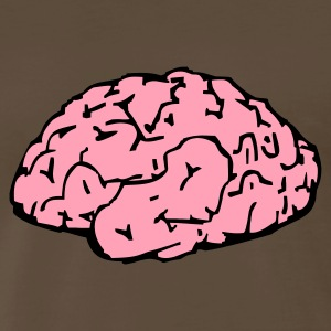 Brain shirt - Men's Premium T-Shirt