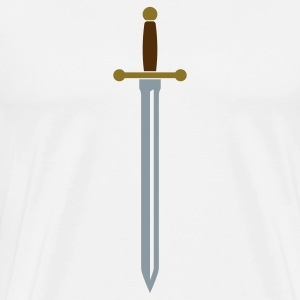Sword T Shirt - Men's Premium T-Shirt