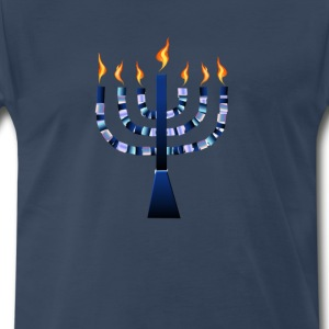 My Menorah - Men's Premium T-Shirt