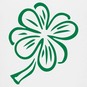 White clover_shamrock Toddler Shirts - Toddler Premium T-Shirt