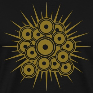 Black Psy Speakers T-Shirts - Men's Premium T-Shirt